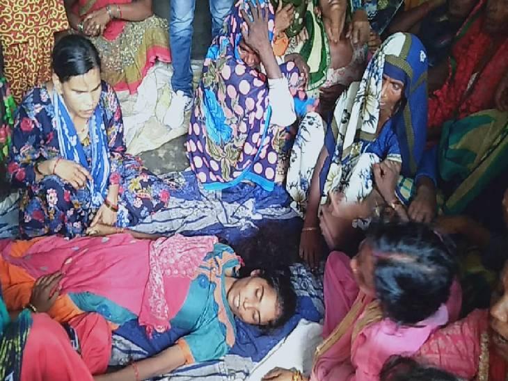बिजनौर में बहु की हत्या कर फरार हुए ससुरालवाले। - Dainik Bhaskar