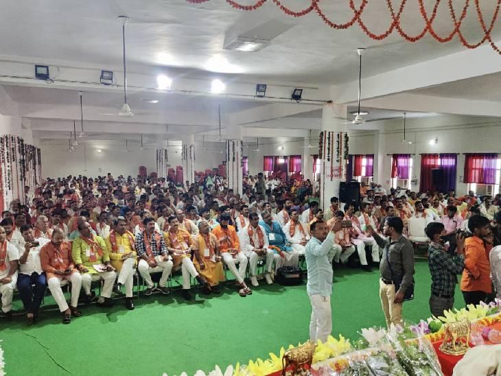 भाजपा ने किसान मोर्चा को किसानों से संपर्क, संवाद और संबंध मजबूत करने की जिम्मेदारी सौंपी है