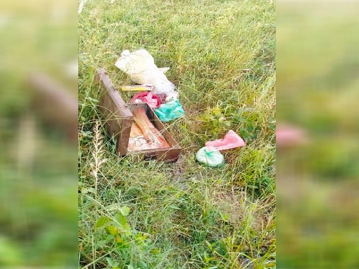 रीवा जिले में एक साथ 3 घरों में चोरों ने लगाई सेंध, एक घर से 5 हजार तो दूसरे घर से ले गए कपड़ों से भरी पेटी, तीसरे घर में रहे नाकामयाब|रीवा,Rewa - Dainik Bhaskar