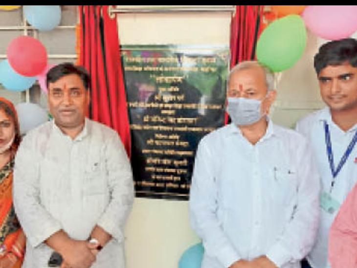 डोटासरा ने कहा - आपके वोट की ताकत से ही हो रहे हैं अभूतपूर्व कार्य विकास में प्रदेश में लक्ष्मणगढ़ सिरमाैर सीकर,Sikar - Dainik Bhaskar