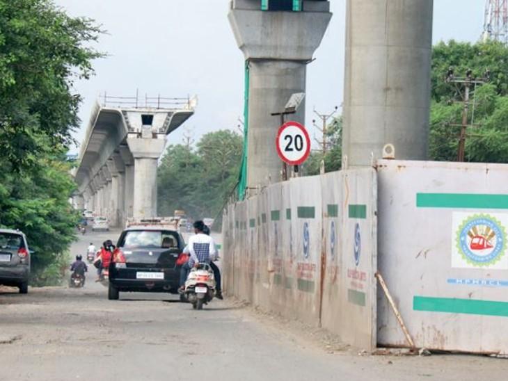 पीक ऑवर में कार चलाने पर लग सकती है फीस,पार्किंग होगी महंगी|भोपाल,Bhopal - Dainik Bhaskar