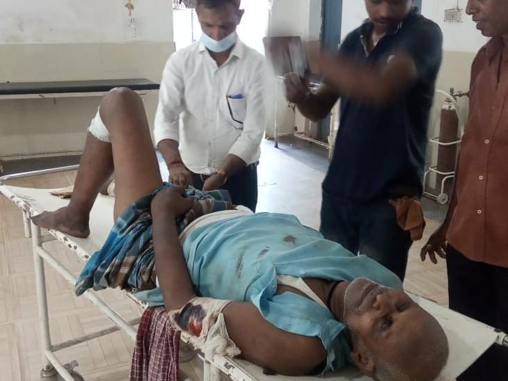 पूर्णिया में जमीन विवाद को लेकर दो पक्षों के बीच मारपीट, गोलीबारी में 2 की मौत, 6 लोग घायल बिहार,Bihar - Dainik Bhaskar