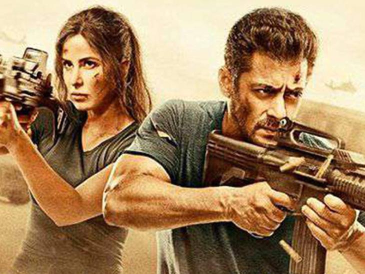 सलमान खान, कटरीना कैफ और फिल्म की टीम ने की टर्की में बड़े सख्त कोविड प्रोटोकॉल्स के साथ शूटिंग, 17 दिनों में खत्म किया 20 दिनों का शूट बॉलीवुड,Bollywood - Dainik Bhaskar