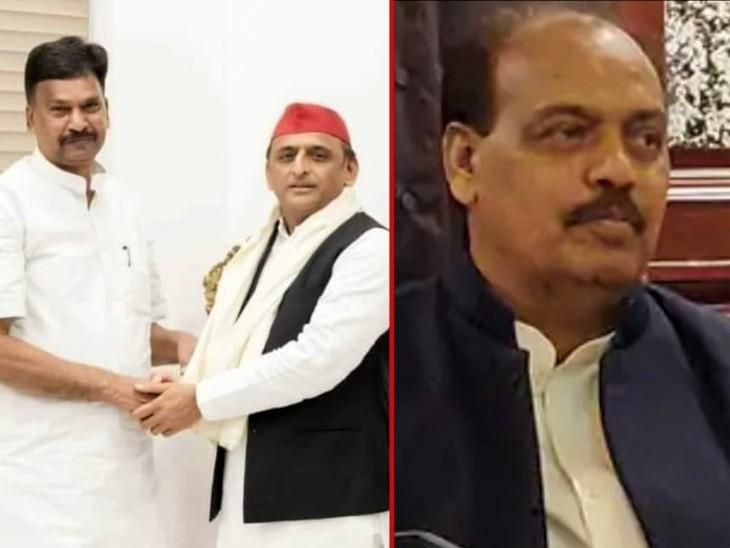 लखनऊ में सीतापुर सदर विधायक सपा अध्यक्ष से मिले, बोले- ये व्यक्तिगत मुलाकात; मेरठ में 4 बार कांग्रेस उम्मीदवार रहे धींगड़ा ने पार्टी छोड़ी लखनऊ,Lucknow - Dainik Bhaskar