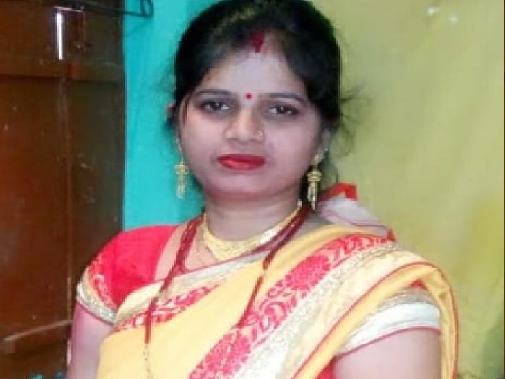 20 बार बेटी के मोबाइल पर कॉल किया लेकिन रिसीव नहीं हुआ, ससुराल पहुंचे तो लाश मिली; पिता का आरोप- ससुराल वालों ने हत्या कर लटका दिया|भोजपुर,Bhojpur - Dainik Bhaskar