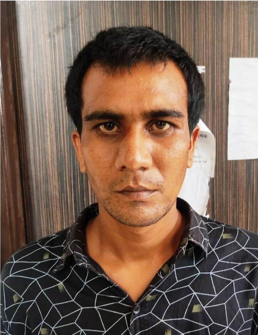 शातिर वाहन चोर गिरफ्तार, चोरी की मोटरसाईकल बरामद ,आरोपी एक दिन पूर्व ही हुआ था जमानत पर रिहा|जोधपुर,Jodhpur - Dainik Bhaskar