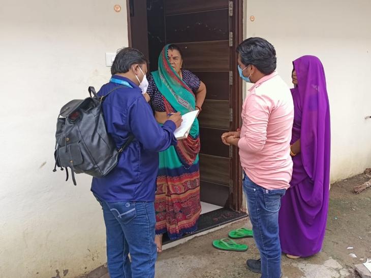 कुल संख्या139 , 45 हजार से अधिक घरों से लिए लार्वा सैंपल, एमजीएम में सैंपल की संख्या 30 गुना बढ़ी|इंदौर,Indore - Dainik Bhaskar