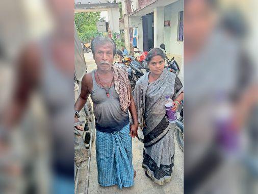हिरासत में हत्याकांड के अाराेपी। - Dainik Bhaskar