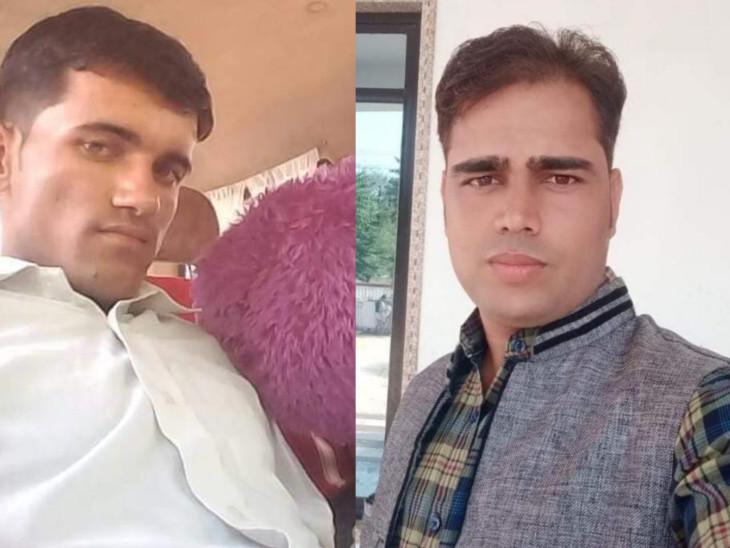 4 दोस्तों को बिहार-उत्तराखंड में फास्टैगका टैंडर मिला था, उसी के लिए जा रहे थे; एक्सीडेंट की खबर मिलते ही घर पर मचीचीख-पुकार|जयपुर,Jaipur - Dainik Bhaskar