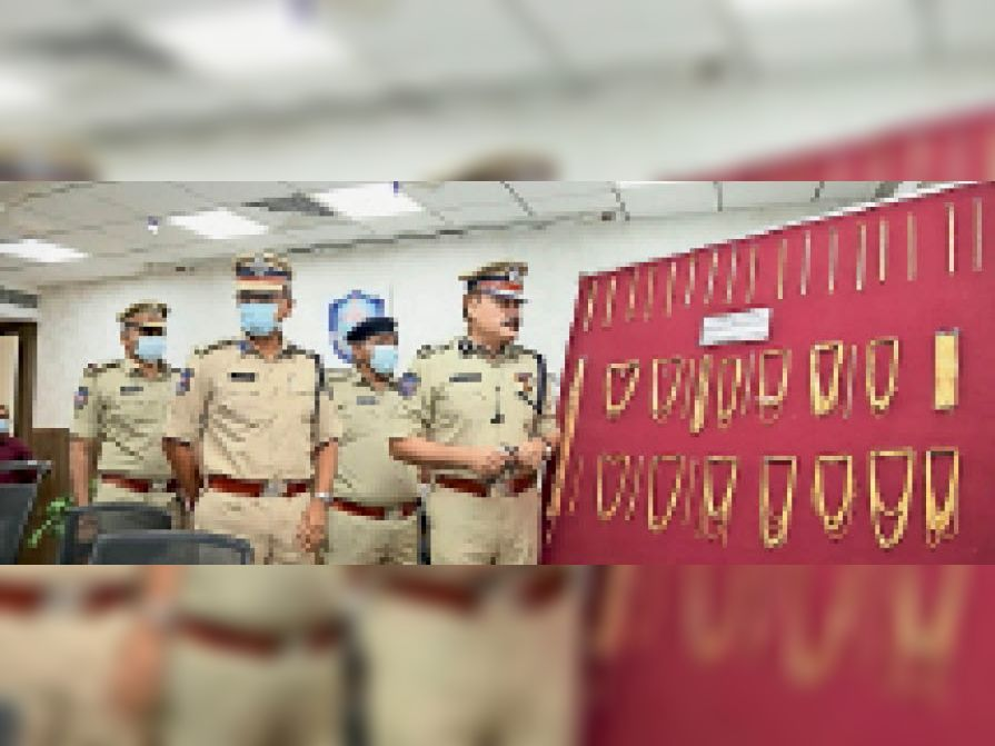 सेल्समैन ने रचा चोरी का ड्रामा, नींद की गोलियां खा दोस्त को थमा दिए थे 1.68 करोड़ के गहने|पाली,Pali - Dainik Bhaskar