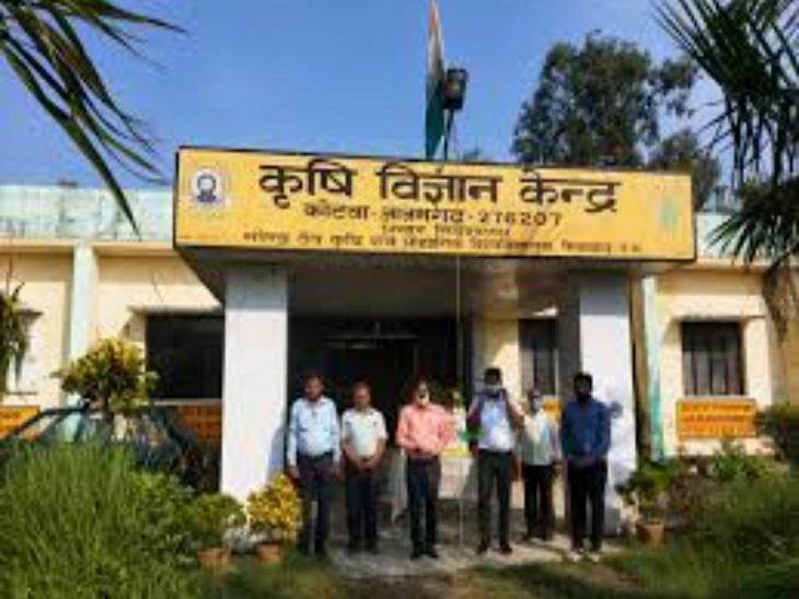 कृषकों व महिलाओं के लिए चलाई जा रही स्वावलंबन योजना के बारे में किया जाएगा जागरूक, लाभान्वित करना मकसद|आजमगढ़,Azamgarh - Dainik Bhaskar