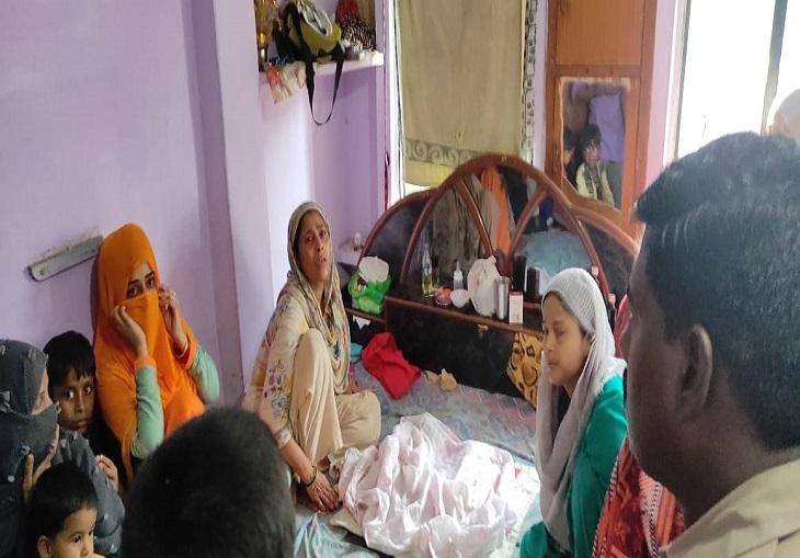ससुराल वालों ने मां को बताया बच्चों को कातिल, ससुराल वालों के आरोपों की जांच में जुटी पुलिस|कानपुर,Kanpur - Dainik Bhaskar
