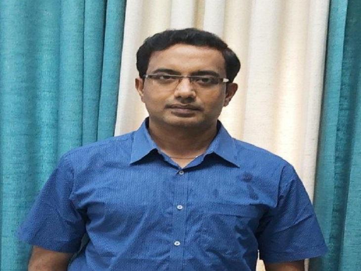 मंडलायुक्त लोकेश एम. - Dainik Bhaskar