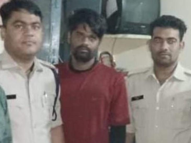 एकतरफा प्रेम में गोली मार युवती की हत्या कर फरार आरोपी रोहित 11 दिन बाद गिरफ्तार|सागर,Sagar - Dainik Bhaskar