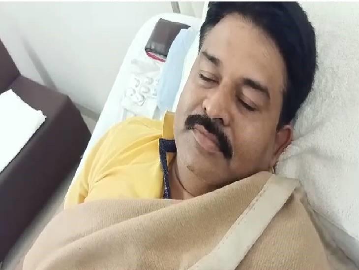 बुरहानपुर में डकैती के आरोपियों को पकड़ने गई पुलिस पर हमला, जबलपुर में डेंगू को लेकर प्रदर्शन कर रहे कांग्रेसियों पर लाठीचार्ज; शिवराज की कैबिनेट आज|मध्य प्रदेश,Madhya Pradesh - Dainik Bhaskar