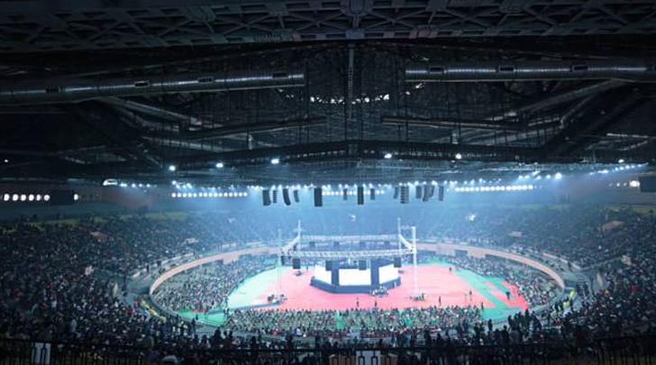 2007 के आस-पास बायजू रविंद्रन के देश के 9 शहरों में 20 हजार से ज्यादा स्टूडेंट्स थे। उन्हें कई क्लास इनडोर स्टेडियम तक में लेनी पड़ती थी।