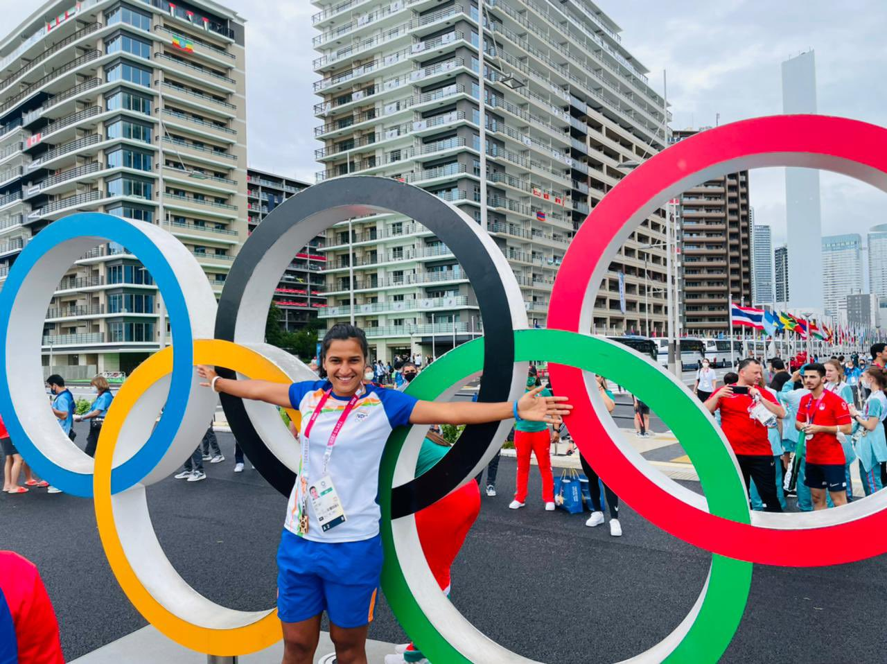 भारतीय महिला हॉकी टीम की कप्तान रानी रामपाल