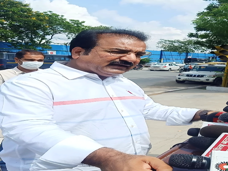 कैबिनेट मंत्री प्रताप सिंह खाचरियावास का पलटवार