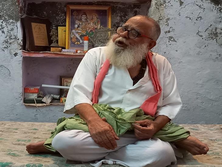 पंडित अशोक शर्मा, राष्ट्रीय उपाध्यक्ष, अखिल भारतीय हिंदू महासभा।