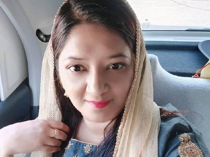 शिरीन हुसैन।