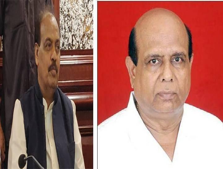 मेरठ में गरमाई कांग्रेसी सियासत, पार्टी नेता बोले निजी स्वार्थ के लिए आज कांग्रेस को बदनाम कर रहे हैं रमेश धींगड़ा|मेरठ,Meerut - Dainik Bhaskar