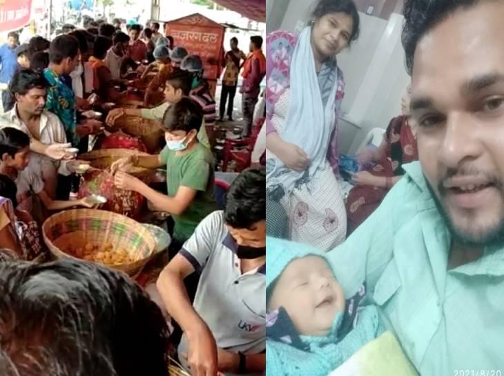 भोपाल में पानीपुरी वाले ने 50 हजार गोलगप्पे फ्री में खिलाए; बोला- जीवन में बेटी से बड़ा कुछ नहीं भोपाल,Bhopal - Dainik Bhaskar