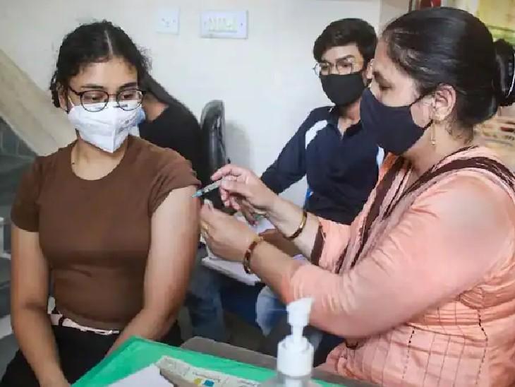 अगले पांच दिन में पूरा हो जाएगा 100 फीसदी फर्स्ट डोज का टारगेट, आज से 17 सितंबर तक चलेगा विशेष अभियान|भोपाल,Bhopal - Dainik Bhaskar