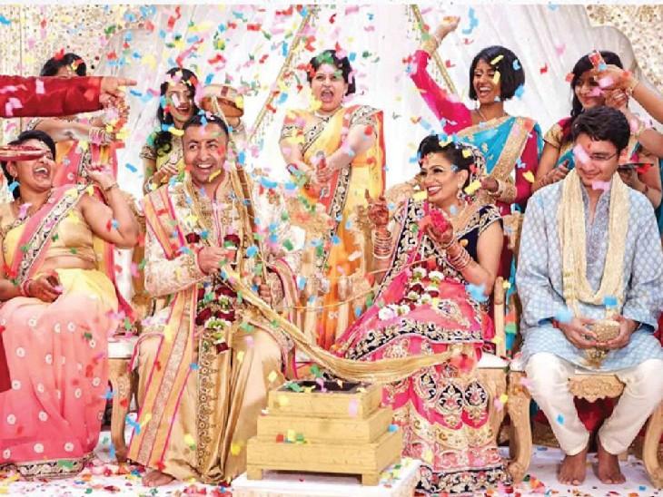 शादी-पार्टी 25% तक महंगी, नवंबर दिसंबर के लिए 80% मैरिज गार्डन फुल भोपाल,Bhopal - Dainik Bhaskar