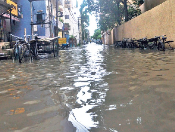 रांची सहित राज्य में 16 तक बारिश के आसार, वज्रपात की भी आशंका|रांची,Ranchi - Dainik Bhaskar