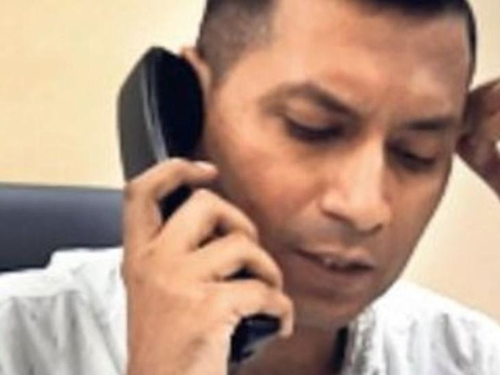 RSLDC घूसकांड पर आईएएस नीरज के पवन ने भास्कर से खुलकर बात की। - Dainik Bhaskar