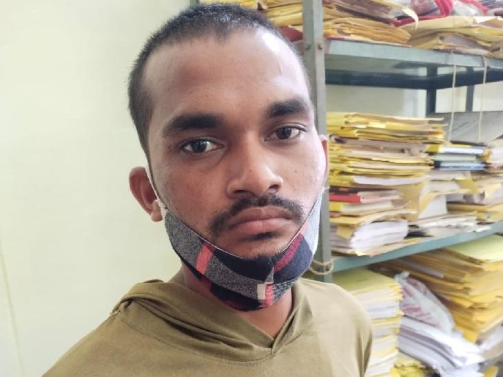 24 साल के युवक ने साढ़े तीन साल की बच्ची की दुष्कर्म के बाद कर दी थी हत्या; फास्ट ट्रैक कोर्ट ने सुनाई सजा|छत्तीसगढ़,Chhattisgarh - Dainik Bhaskar