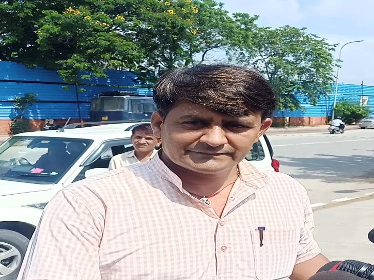 बीजेपी विधायक रामलाल शर्मा का ऐलान