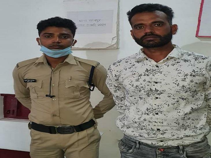 अश्लील वीडियो वायरल करने की धमकी देकर बनाता था शारीरिक संबंध, दोस्त के घर से पार्टी करते पकड़ा गया|बिलासपुर,Bilaspur - Dainik Bhaskar