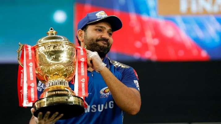 बतौर कप्तान रोहित 5 आईपीएल जीत चुके हैं।