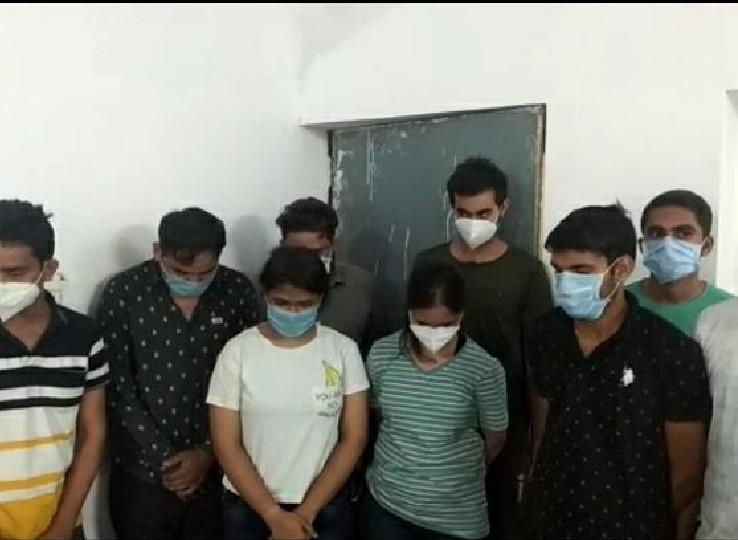 एग्जाम में बैठे 6 फ़र्जी स्टूडेंट और दो दलाल को किया गिरफ्तार; अजमेर IG के निर्देशन में स्पेशल पुलिस टीम की कार्रवाई नागौर,Nagaur - Dainik Bhaskar