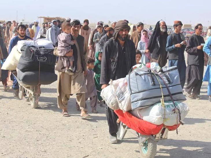 भुखमरी की ओर बढ़ रहे अफगानिस्तान को दुनिया की मदद, अमेरिका 471 करोड़ तो UN करेगा 147.26 करोड़ की सहायता|विदेश,International - Dainik Bhaskar