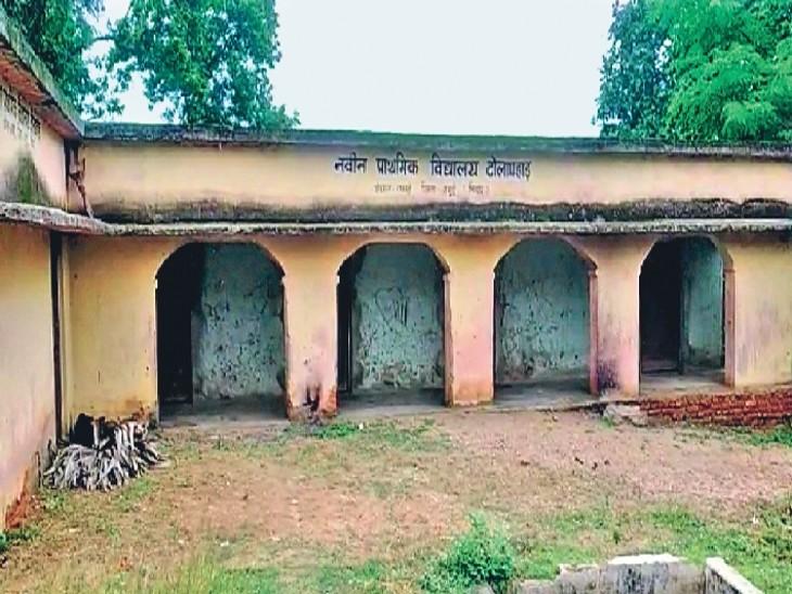 प्राथमिक विद्यालय टोला पहर