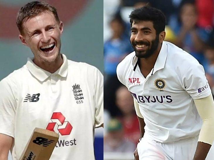 जो रूट ने भारत-इंग्लैंड सीरीज में 3 शतक जमाए। बुमराह ने 18 विकेट लिए। - Dainik Bhaskar