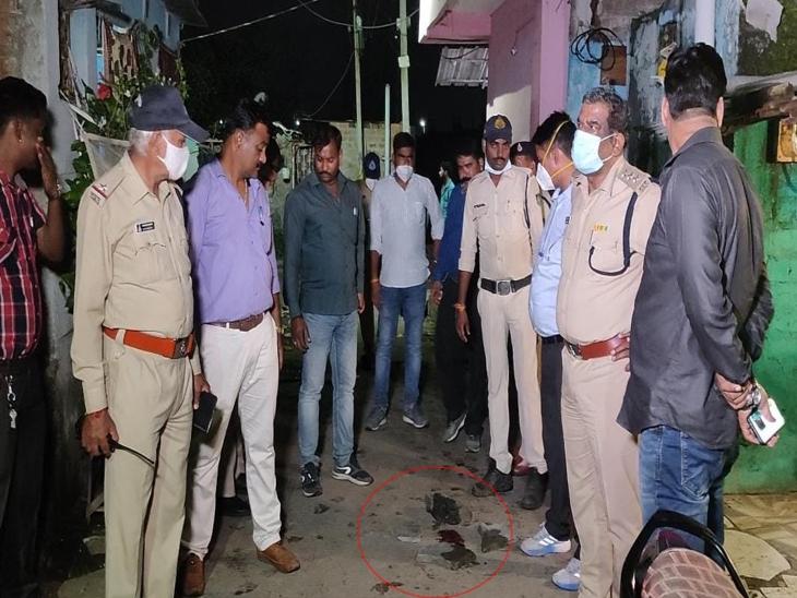शराब के नशे में हुआ विवाद; चाकू मारकर बेटे की ली जान; पुलिस ने आरोपी को गिरफ्तार किया|इंदौर,Indore - Dainik Bhaskar