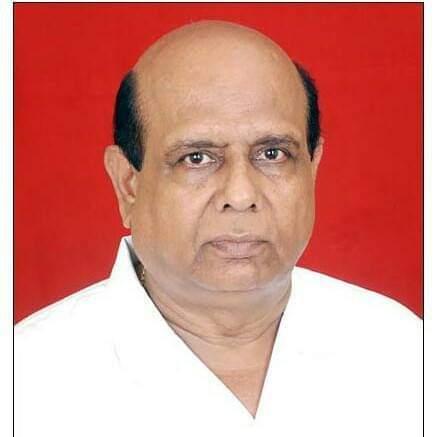 कांग्रेस पूर्व जिलाध्यक्ष कृष्ण कुमार किसनी