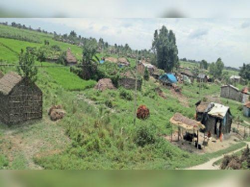दियारे का रेवहिया गांव। - Dainik Bhaskar