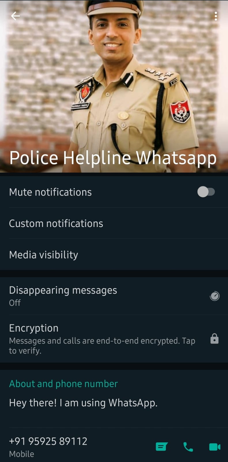 Amritsar Police issues