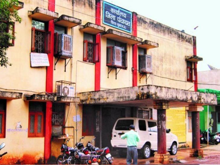 जिला पंचायत CEO ने सरपंच शीलाबाई को पद से हटाते हुए अगले 6 साल तक उनके चुनाव लड़ने पर रोक लगा दी है। - Dainik Bhaskar