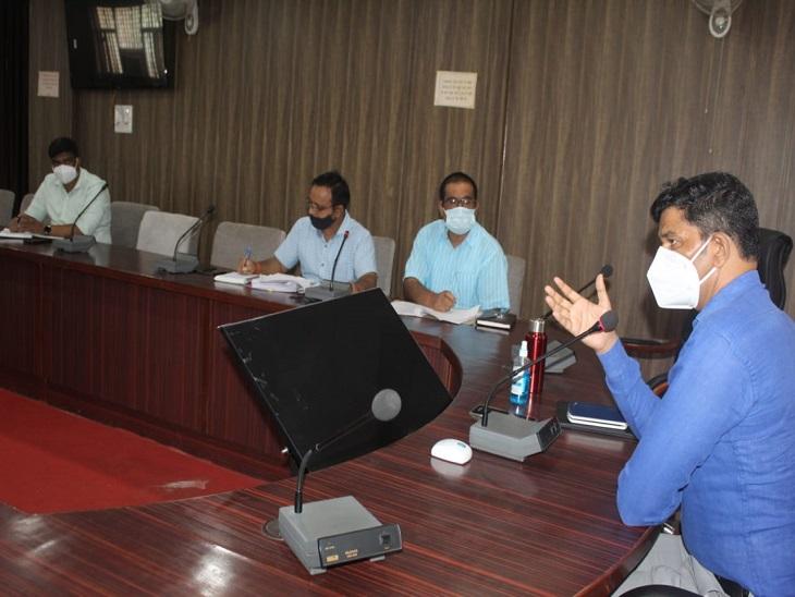 बीडीओ की अध्यक्षता में गठित होगी समिति, प्रत्येक ब्लाक को मिलेंगे 14 हजार रूपए, एथलेटिक्स, कबड्डी प्रतियोगिता होगी आयोजित|आजमगढ़,Azamgarh - Dainik Bhaskar