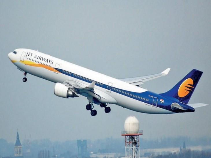 जेट एयरवेज 2023 तक शुरू अंतरराष्ट्रीय उड़ानें शुरू करेगी। तीन साल में 50 और पांच साल में 100 से ज्यादा विमान जोड़ेगी। - Dainik Bhaskar