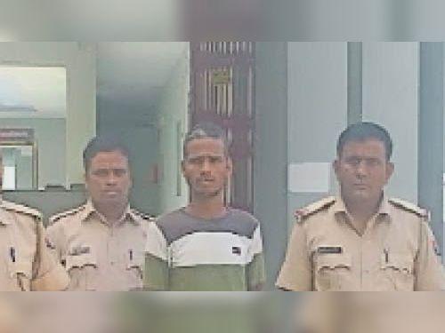 अवैध संबंधों के शक में पति ने ही की थी पत्नी की हत्या|आनंदपुरी,Anandpuri - Dainik Bhaskar