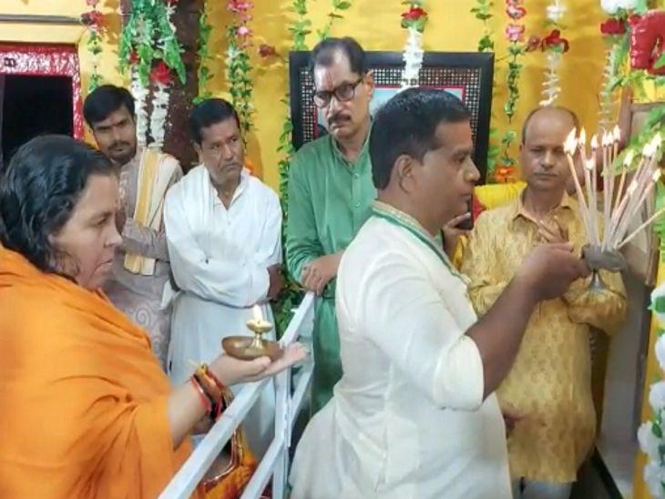 विदिशा में खुले राधा-रानी मंदिर के पट, भोपाल में पत्नी की नाक काटी, इंदौर में इंटरनेट पर फ्रेंडशिप, मिला धोखा; खंडवा में पुलिस हिरासत में मौत, MP में बारिश का रेड अलर्ट|भोपाल,Bhopal - Dainik Bhaskar