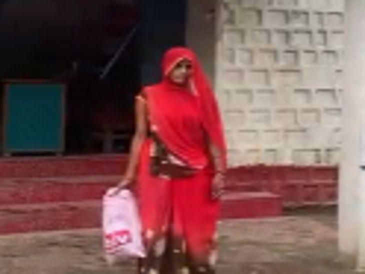 पुलिस ने पकड़ा तो पहले गुमराह किया फिर बोली- बार-बार उल्टी-दस्त कर रहा था, परेशान हो गई थी, इसलिए मार डाला रीवा,Rewa - Dainik Bhaskar