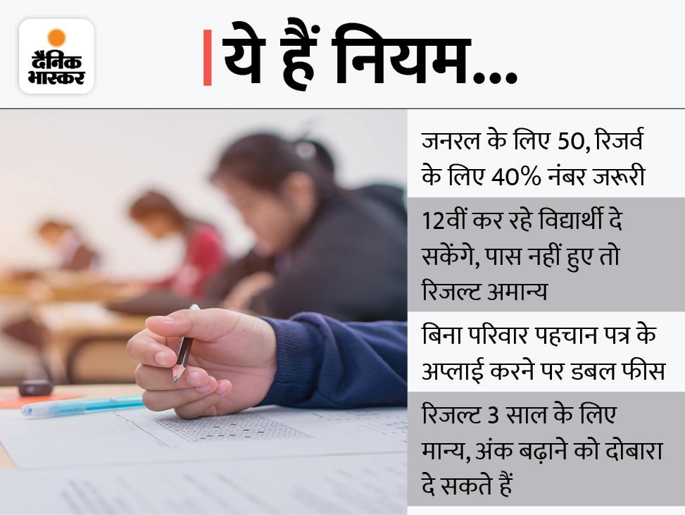 ग्रुप सी और डी की भर्तियों के लिए लिया जाता है कॉमन एलिजिबिलिटी टेस्ट, नियमानुसार आवेदन करेंगे तो होगा फायदा|हिसार,Hisar - Dainik Bhaskar