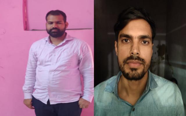 दिल्ली से पकड़ा गया अर्पित स्वामी और 22 लाख रुपए रकम वसूलते वक्त गिरफ्तार गजेंद्र स्वामी